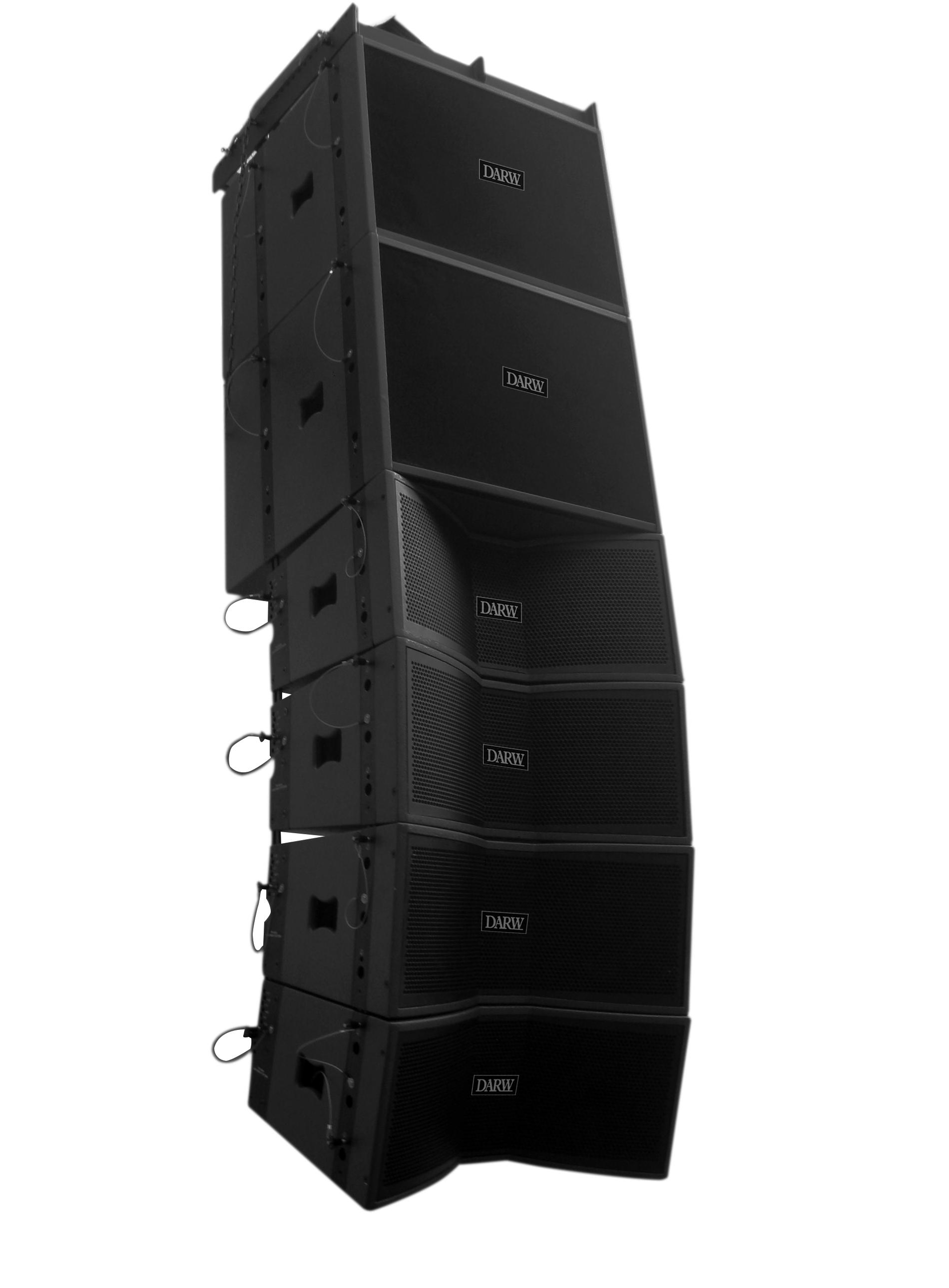 舞台音响扩声系统